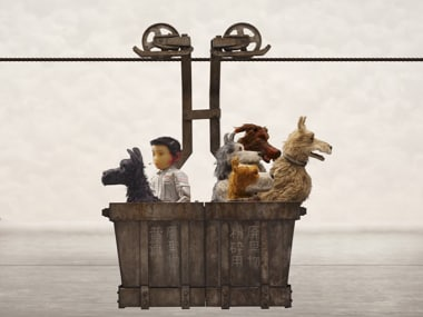 Isle of Dogs premieres at Berlinale: Wes Anderson imaginative doggie tale offers a stinging socio-political comment