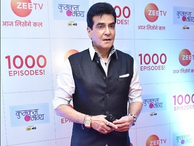 Jeetendra accused of sexual harassment by cousin; actor rubbishes charge as 'baseless, ridiculous'