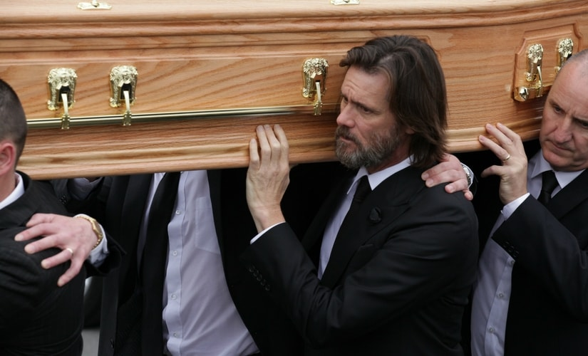 Jim Carrey cleared of lawsuit over girlfriend's death