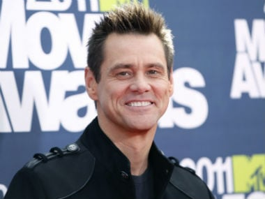 Hollywood actor and comedian Jim Carrey tweets about deleting his Facebook page and starts #unfriendfacebook hashtag