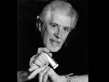 John Mayall on 50 years of 'learning, relearning the Blues', and still having fun