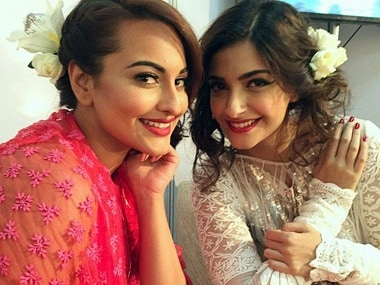 Sonam Kapoor reaches out to Sonakshi Sinha after 'attitude' comment made on Vogue Bffs episode