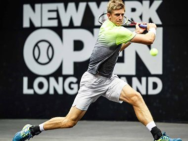 New York Open: Kevin Anderson ends Kei Nishikori's comeback run, sets up final against Sam Querrey