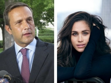 US politician Paul Nehlen's racist tweets at Meghan Markle see his account permanently suspended by Twitter
