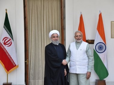 Full text of India-Iran joint statement: No justification possible for any act of terror, affirm Modi, Rouhani