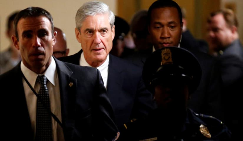 Special counsel Mueller indicts 13 Russians for US election interference