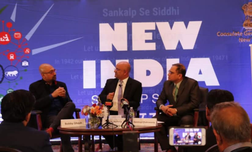 Paytm, Jio, InMobi, Ola India's most 'exciting' companies says HBS Dean Nitin Nohria at New India lecture in New York