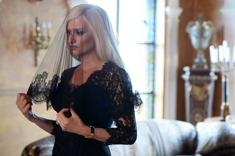 Penelope Cruz as Donatella Versace in The Assassination of Gianni Versace: American Crime Story. © 2018 Fox and its related entities. All rights reserved
