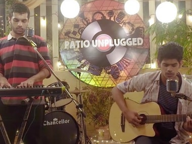 Patio Unplugged: Indie electronic rock duo Perfect Blunder find beauty in the debris of love, life and loss