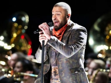 Justin Timberlake pays tribute to Prince at Superbowl halftime show, angering fans of late legend
