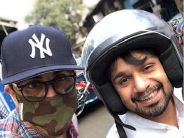 Brahmastra: Ranbir Kapoor roams crowded streets of Mumbai unrecognised while doing recce for film