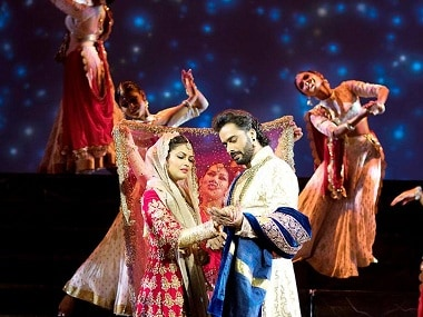 Mughal-e-Azam, and the danger of adapting films too closely and faithfully for the stage