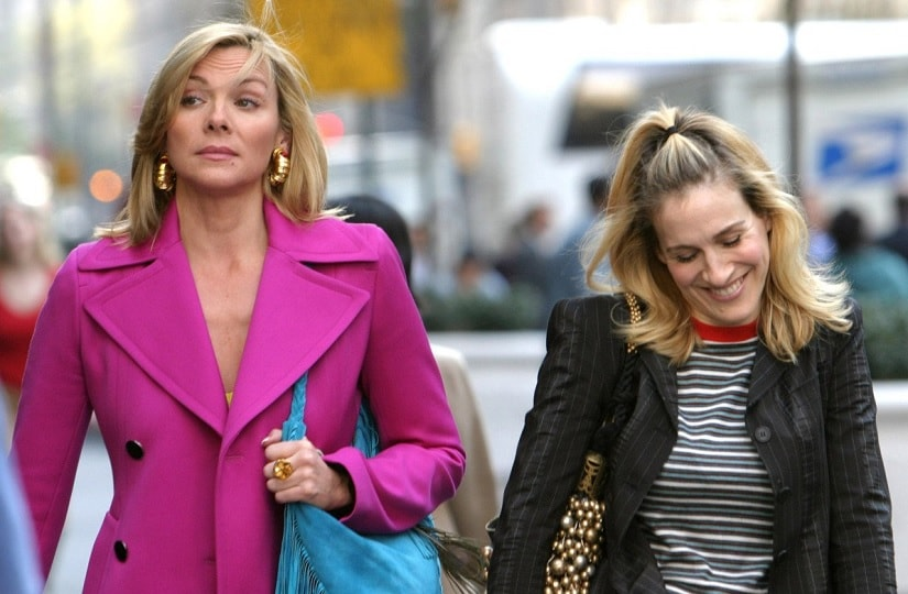 Sarah Jessica Parker finally responds to Kim Cattrall slamming her on Instagram
