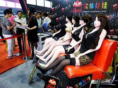 Smart talking sex dolls are being presented as a solution China's massive gender gap and a cure for loneliness among men