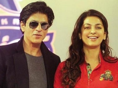 Bombay HC stays IT department's show-cause notice against Shah Rukh Khan, Juhi Chawla