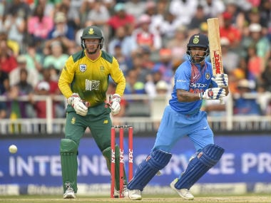 India vs South Africa: Shikhar Dhawan's aggressive innings provides visitors' top order a template to follow in T20Is