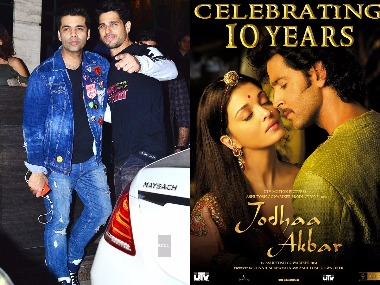 Karan Johar congratulates Sidharth Malhotra on Aiyaary; 10 years of Jodhaa Akbar: Social Media Stalkers' Guide