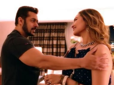 Sonakshi Sinha and Salman Khan will share screen space after five years for song in Welcome to New York