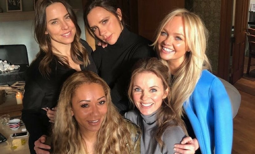 Spice Girls' Recent Reunion Sparks Rumors of Future Projects for the Group