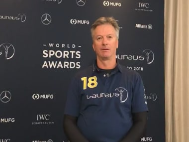 Firstpost at Laureus: Steve Waugh on walking away from cricket, his stints as mentor and more