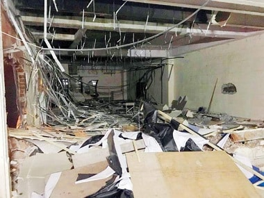 Lightbox Preview Theatre demolished by BMC; property allegedly violated fire safety norms