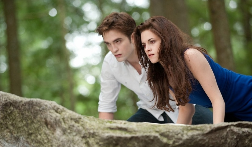 Just how long a shadow did Twilight cast over its lead pair?