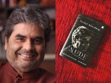 In Nude, Vishal Bhardwaj bares his soul through his poetry by giving form to the intangible