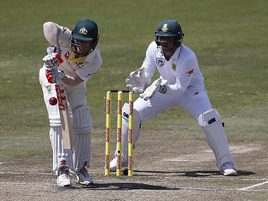 South Africa vs Australia: ICC charges David Warner and Quinton De Kock over spat after 1st Test