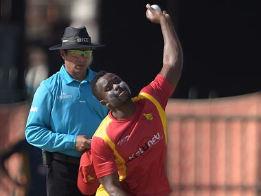 ICC World Cup Qualifier 2018: Zimbabwe seamer Brian Vitori suspended by cricket body over illegal action