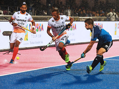 Sultan Azlan Shah Cup 2018: Gonzalo Peillat's hat-trick helps Argentina edge past India in opening match