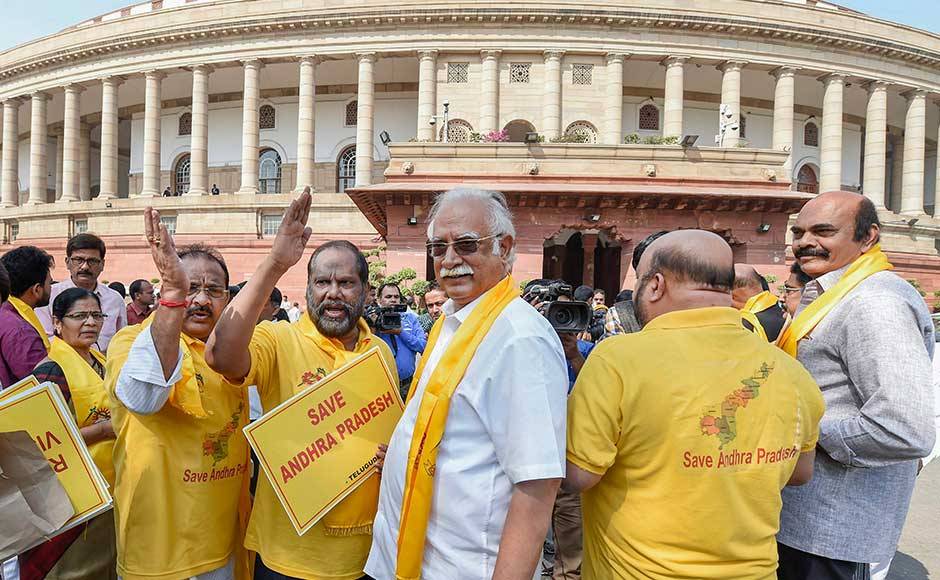 Rajya Sabha proceedings washed out amid opposition protests