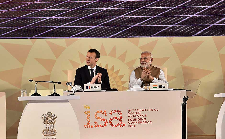 Addressing the inaugural session of the conference, Prime Minister Narendra Modi presented a 10-point action plan to promote the use of solar energy. Modi said there should be a full ecosystem for availability and development of technology, economic resources, development of storage technology, mass manufacturing and innovation. PTI