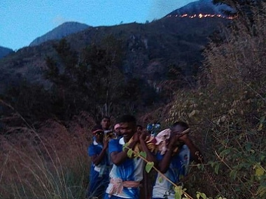 Theni forest fire updates: Tamil Nadu CM Palaniswamy orders probe, says trekking expedition lacked permission