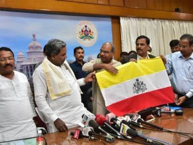 Karnataka flag no threat to Indian Union: Yellow, white and red symbolise different aspects of citizens' identity