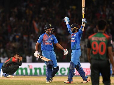 Nidahas Trophy 2018: From wake-up call against Sri Lanka to last-ball thriller against Bangladesh, how India won the trophy