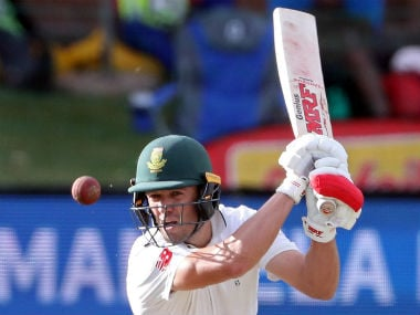 South Africa vs Australia: AB de Villiers' counter-attacking fifty guides Proteas into lead on Day 2 of 2nd Test
