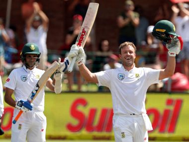 South Africa vs Australia: AB de Villiers' Port Elizabeth ton breaks aura of 'Fab Four', stakes claim for 'Fab Five'