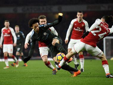 Premier League: Manchester City exploit Arsenal's defensive frailties again as Arsene Wenger stares at uncertain future