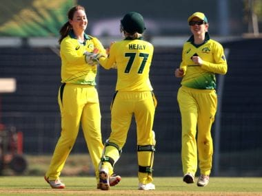 Indian women vs Australia women: Amanda Wellington, who switched to leg spin after breaking wrists, makes her mark