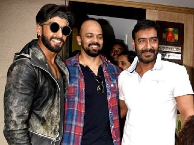 Ajay Devgn could sign on for cameo in Rohit Shetty-Ranveer Singh's cop drama Simmba