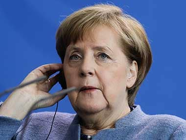 Germany's Social Democratic Party clears path for Chancellor Angela Merkel's fourth term
