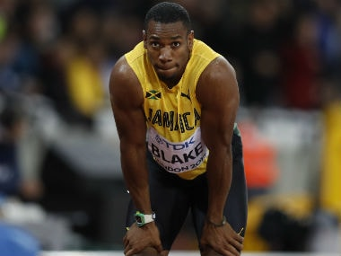 Commonwealth Games 2018: Jamaica's Yohan Blake sees Goal Coast event as step to carry on Usain Bolt's legacy