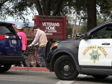California standoff: Three hostages, suspected gunman found dead inside state-run veterans home in Yountville