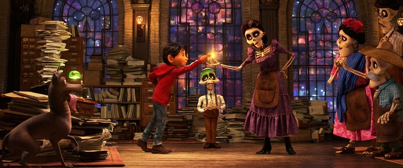 Coco is a clear front-runner in the Best Animated Feature category at Oscars 2018.