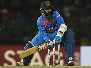 Nidahas Trophy 2018: Dinesh Karthik was very upset when he was not sent at number 6 in final, said Rohit Sharma