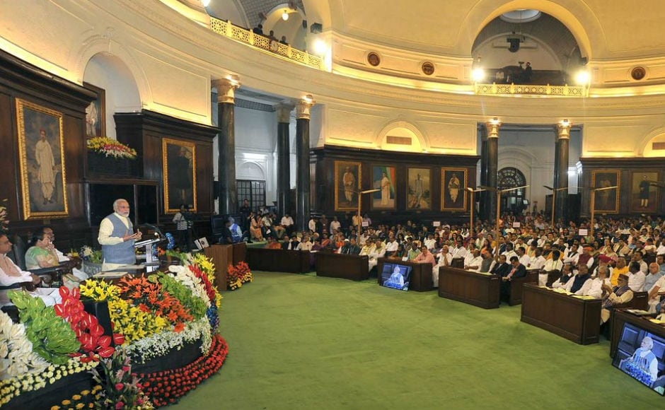 Development in 'aspirational' districts step towards social justice: Modi