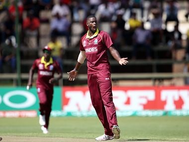 ICC World Cup Qualifier 2018: Jason Holder was outstanding against Zimbabwe, says West Indies coach Stuart Law