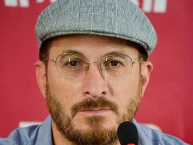 Darren Aronofsky discusses his 2017 divisive film Mother! and evangelical resistance to Noah