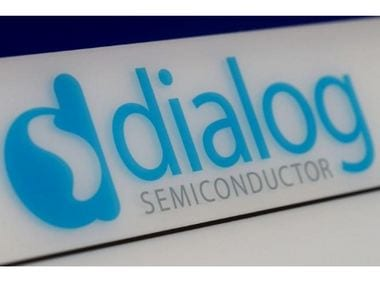 Dialog Semiconductors is positive that Apple will be using a lot of its chips in 2019 and 2020 says CEO