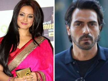 Divya Dutta joins cast of Arjun Rampal's Nastik; says 'my role is very similar to Jaya Bachchan's in Sholay'